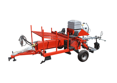 Sugarcane Planter with Cutter and Coverer