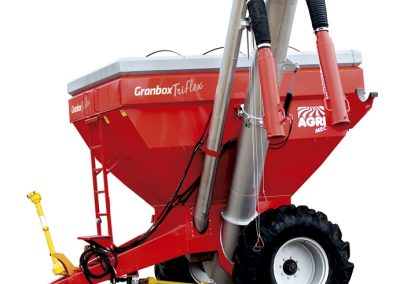 Grain Trailer Granbox Triflex Planting and Harvesting – 2 Wheels