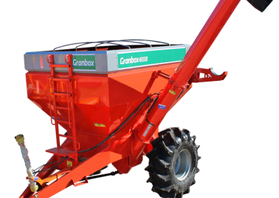 Grain Trailer Granbox for Harvesting