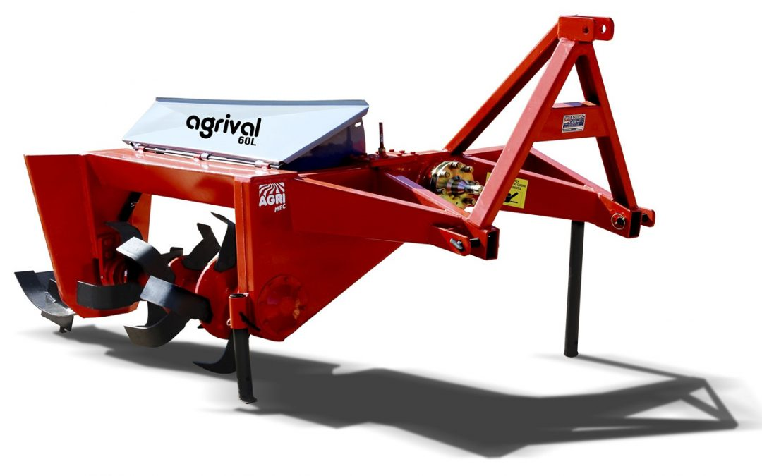 Rotary Trencher Agrival 60L