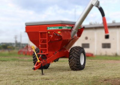 Grain Trailer Granbox Flex Planting and Harvesting –2 Wheels