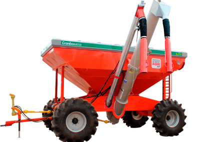 Grain Trailer Granbox Triflex Planting and Harvesting – 4 Wheels