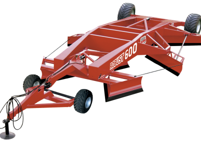 Robust Multi-Blade Land Leveler